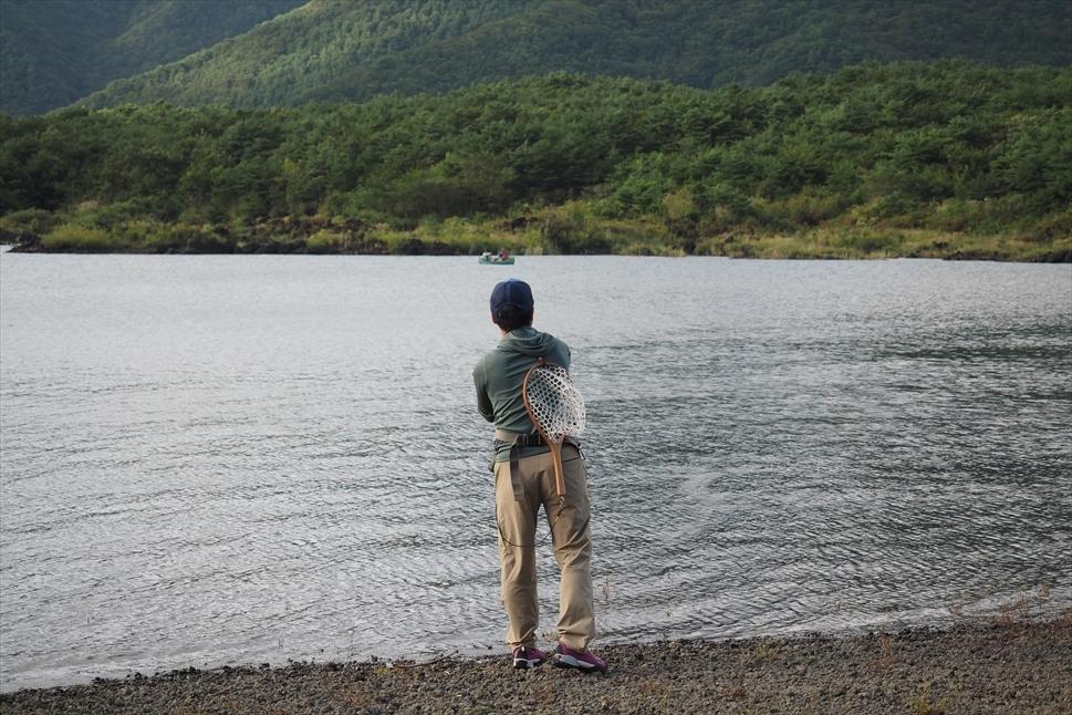 【レポート】本栖湖キャンプ場① ~カヌーと何もしないキャンプ 前編_b0008655_13503015.jpg