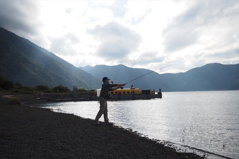 【レポート】本栖湖キャンプ場① ~カヌーと何もしないキャンプ 前編_b0008655_13504709.jpg
