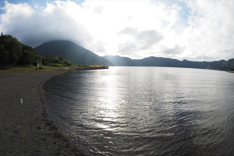 【レポート】本栖湖キャンプ場① ~カヌーと何もしないキャンプ 前編_b0008655_16385982.jpg
