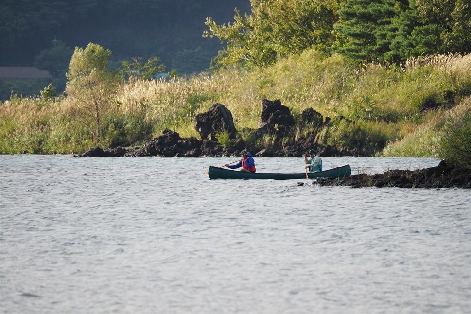 【レポート】本栖湖キャンプ場① ~カヌーと何もしないキャンプ 前編_b0008655_16395886.jpg