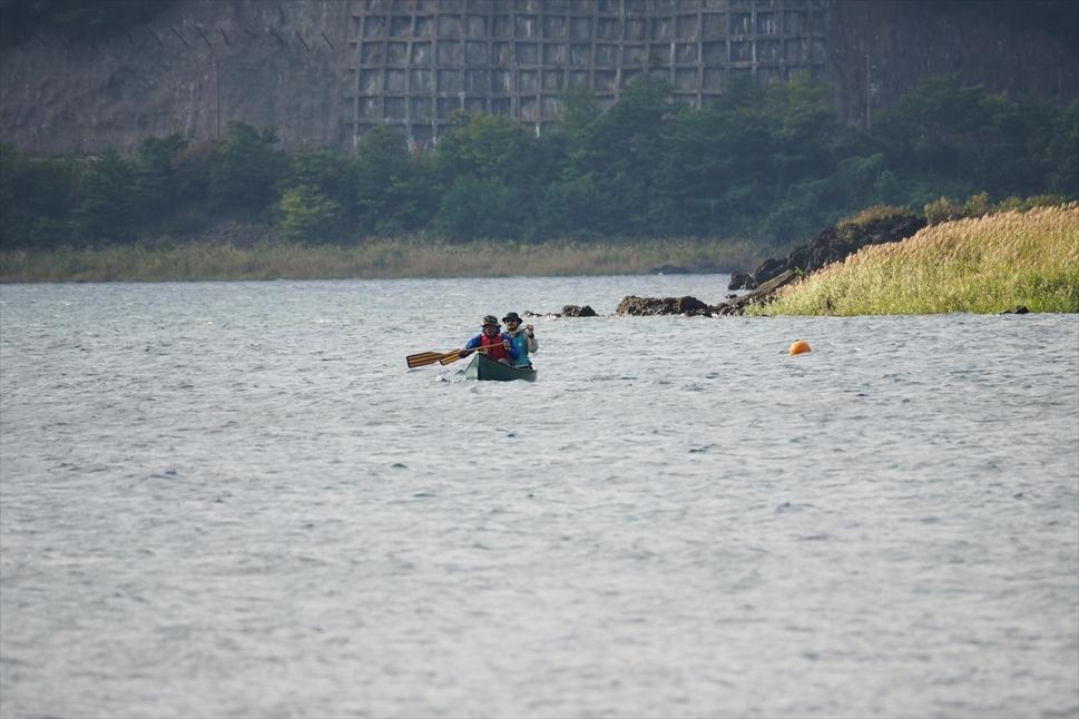 【レポート】本栖湖キャンプ場① ~カヌーと何もしないキャンプ 前編_b0008655_16402525.jpg