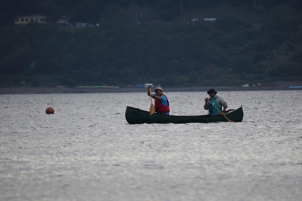 【レポート】本栖湖キャンプ場① ~カヌーと何もしないキャンプ 前編_b0008655_16464182.jpg