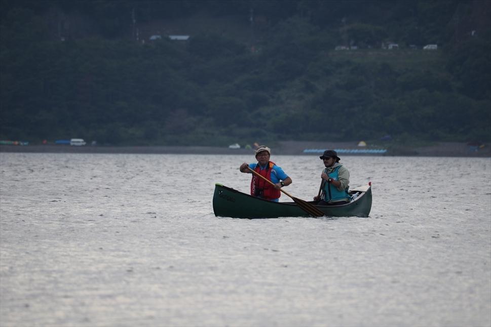 【レポート】本栖湖キャンプ場① ~カヌーと何もしないキャンプ 前編_b0008655_16464340.jpg