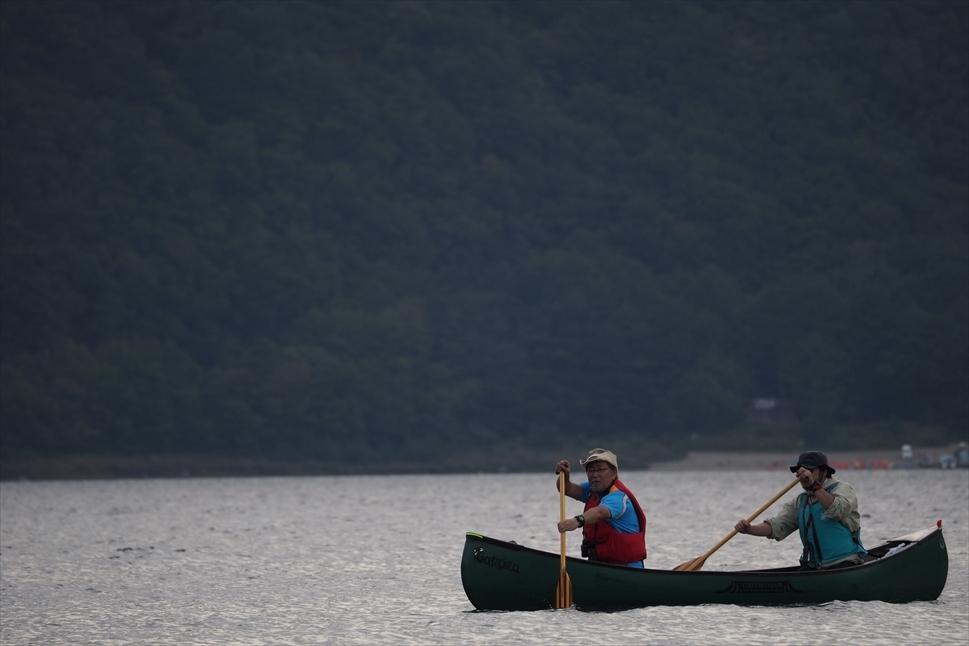 【レポート】本栖湖キャンプ場① ~カヌーと何もしないキャンプ 前編_b0008655_16472880.jpg