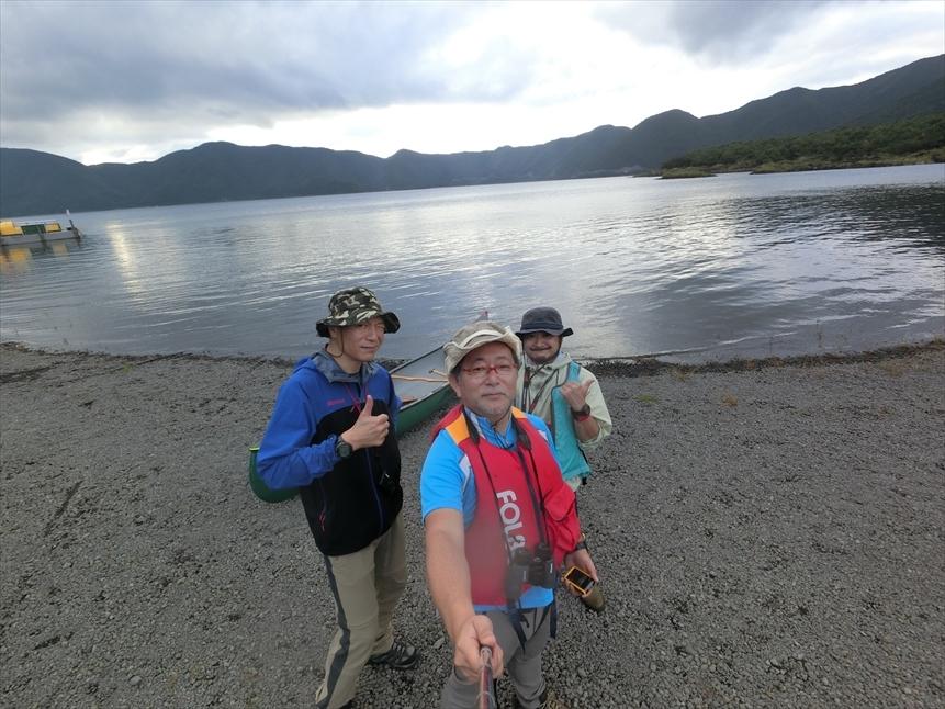 【レポート】本栖湖キャンプ場① ~カヌーと何もしないキャンプ 前編_b0008655_16475714.jpg