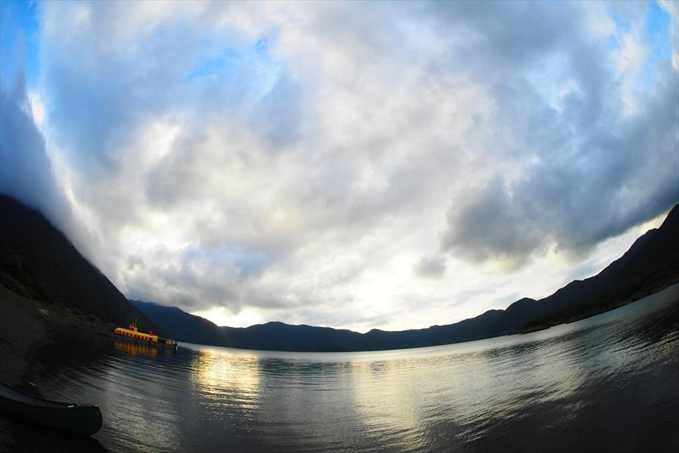 【レポート】本栖湖キャンプ場① ~カヌーと何もしないキャンプ 前編_b0008655_16481408.jpg