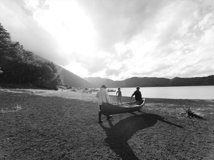 【レポート】本栖湖キャンプ場① ~カヌーと何もしないキャンプ 前編_b0008655_17231358.jpg