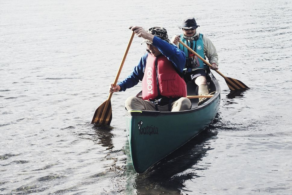 【レポート】本栖湖キャンプ場① ~カヌーと何もしないキャンプ 前編_b0008655_17233152.jpg