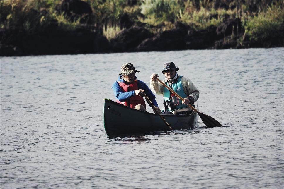 【レポート】本栖湖キャンプ場① ~カヌーと何もしないキャンプ 前編_b0008655_17235572.jpg