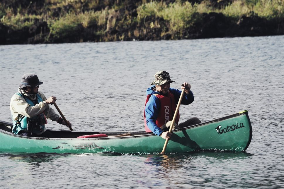 【レポート】本栖湖キャンプ場① ~カヌーと何もしないキャンプ 前編_b0008655_17240271.jpg