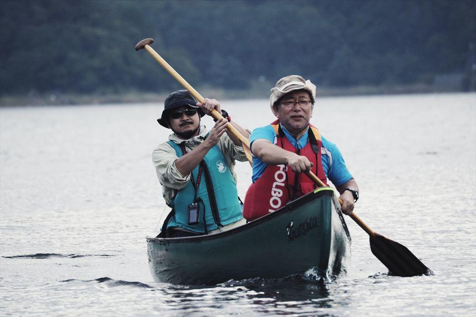 【レポート】本栖湖キャンプ場① ~カヌーと何もしないキャンプ 前編_b0008655_17241291.jpg