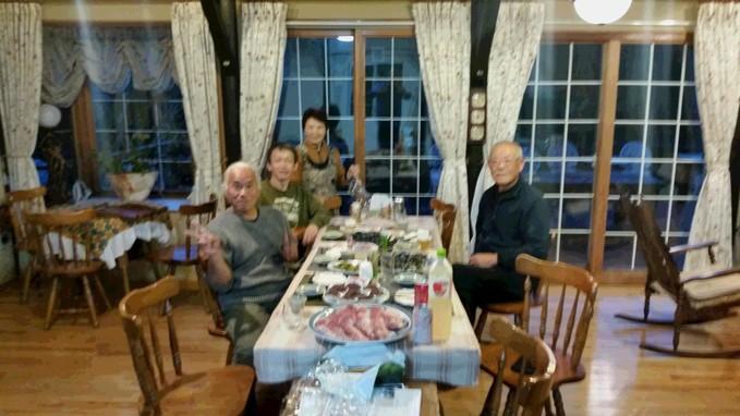 10月15日・収穫感謝祭_b0130170_22452096.jpg