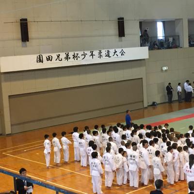 2016 園田兄弟杯少年柔道大会_b0172494_10210145.jpg