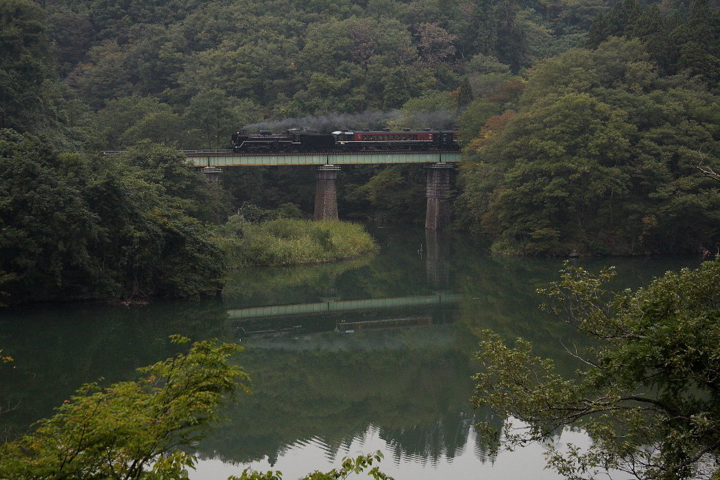 小さな鉄橋 - 2015年・磐西 -  _b0190710_22494298.jpg