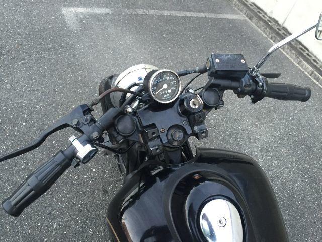エリミネーター250SE カスタム K様号完成!_a0164918_21065505.jpg