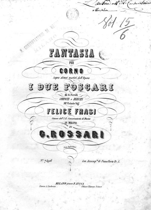 ロッサーリ:ヴェルディの歌劇「2人のフォスカリ」の主題による幻想曲_b0189423_9375273.jpg