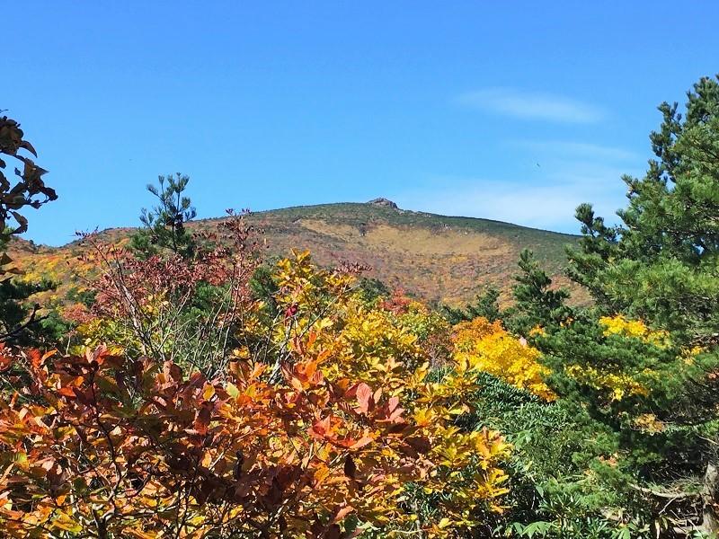 安達太良山は どぴーかん(^^♪_c0261447_20382884.jpg