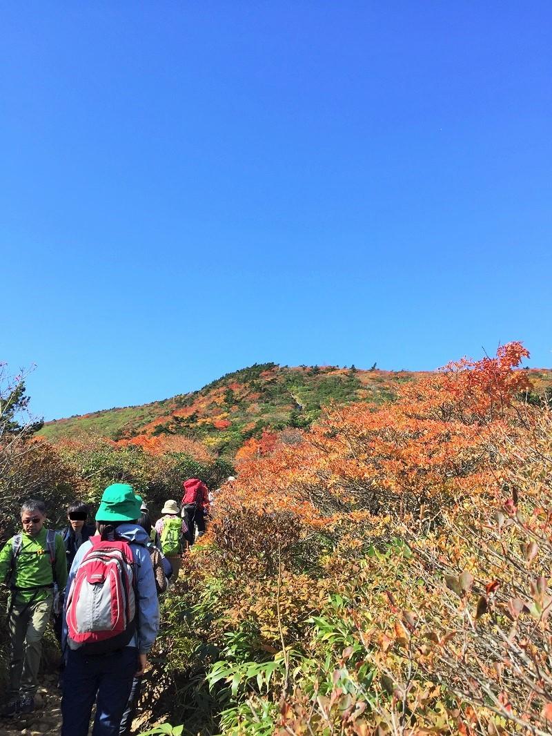 安達太良山は どぴーかん(^^♪_c0261447_20462678.jpg