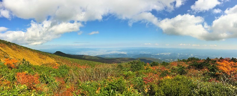 安達太良山は どぴーかん(^^♪_c0261447_20482463.jpg