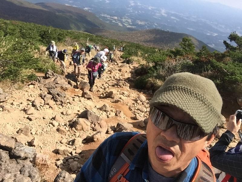 安達太良山は どぴーかん(^^♪_c0261447_21005956.jpg