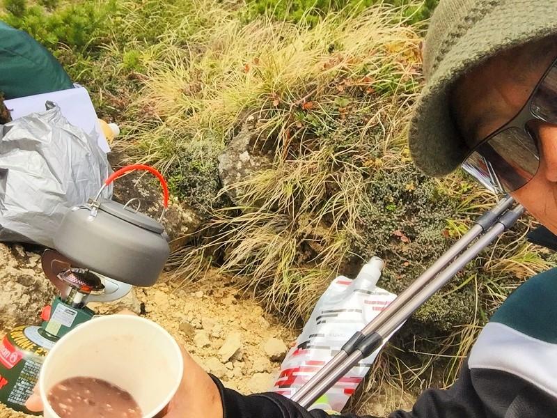 安達太良山は どぴーかん(^^♪_c0261447_21131606.jpg