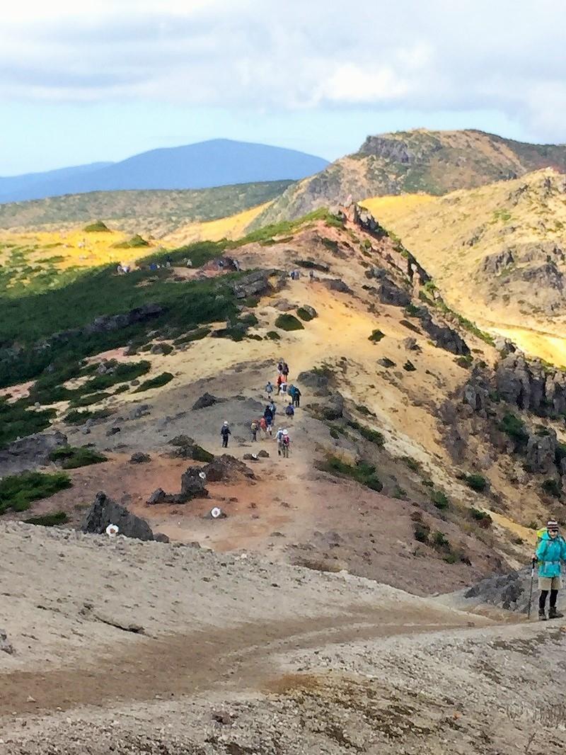 安達太良山は どぴーかん(^^♪_c0261447_21203779.jpg
