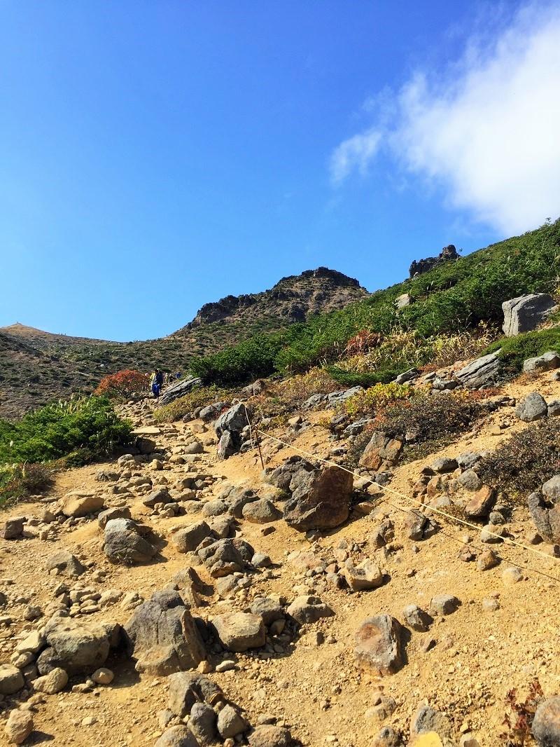 安達太良山は どぴーかん(^^♪_c0261447_21224462.jpg