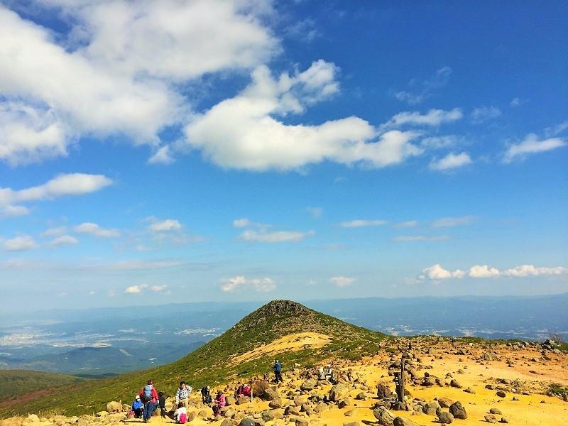 安達太良山は どぴーかん(^^♪_c0261447_21233412.jpg