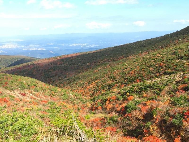 安達太良山は どぴーかん(^^♪_c0261447_21240184.jpg