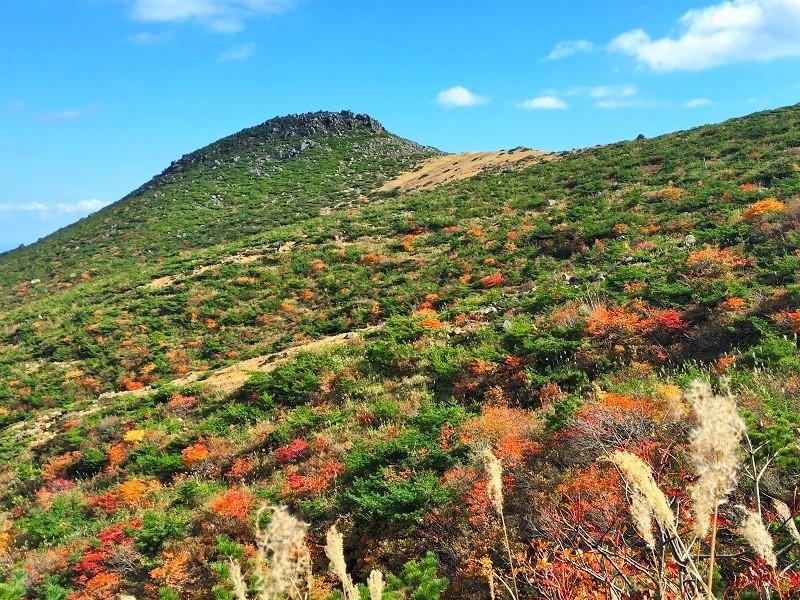 安達太良山は どぴーかん(^^♪_c0261447_21242691.jpg