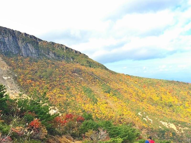安達太良山は どぴーかん(^^♪_c0261447_21244677.jpg