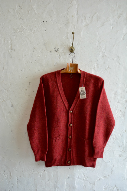 70\'s Fruits of the loom wool knit dead stock made in Italy_f0226051_14531213.jpg