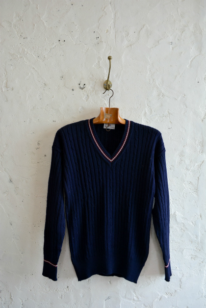 70\'s Fruits of the loom wool knit dead stock made in Italy_f0226051_1535913.jpg