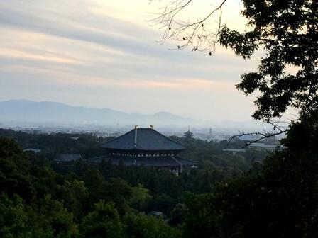 あおによし  古都奈良へ(羊皮紙展へ)_b0165872_23050612.jpg