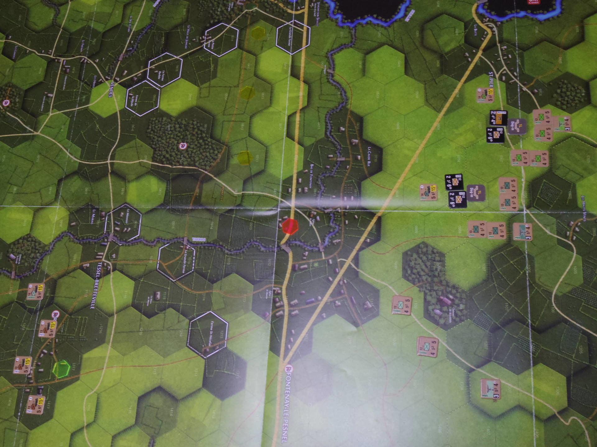 (GMT)ドーントレス作戦:練習シナリオ3「Recon Roundup(偵察の仕上げ)」からシナリオ18.1「Nightmarish Crossroad(悪夢のクロスロード)」その㈠_b0173672_01190978.jpg