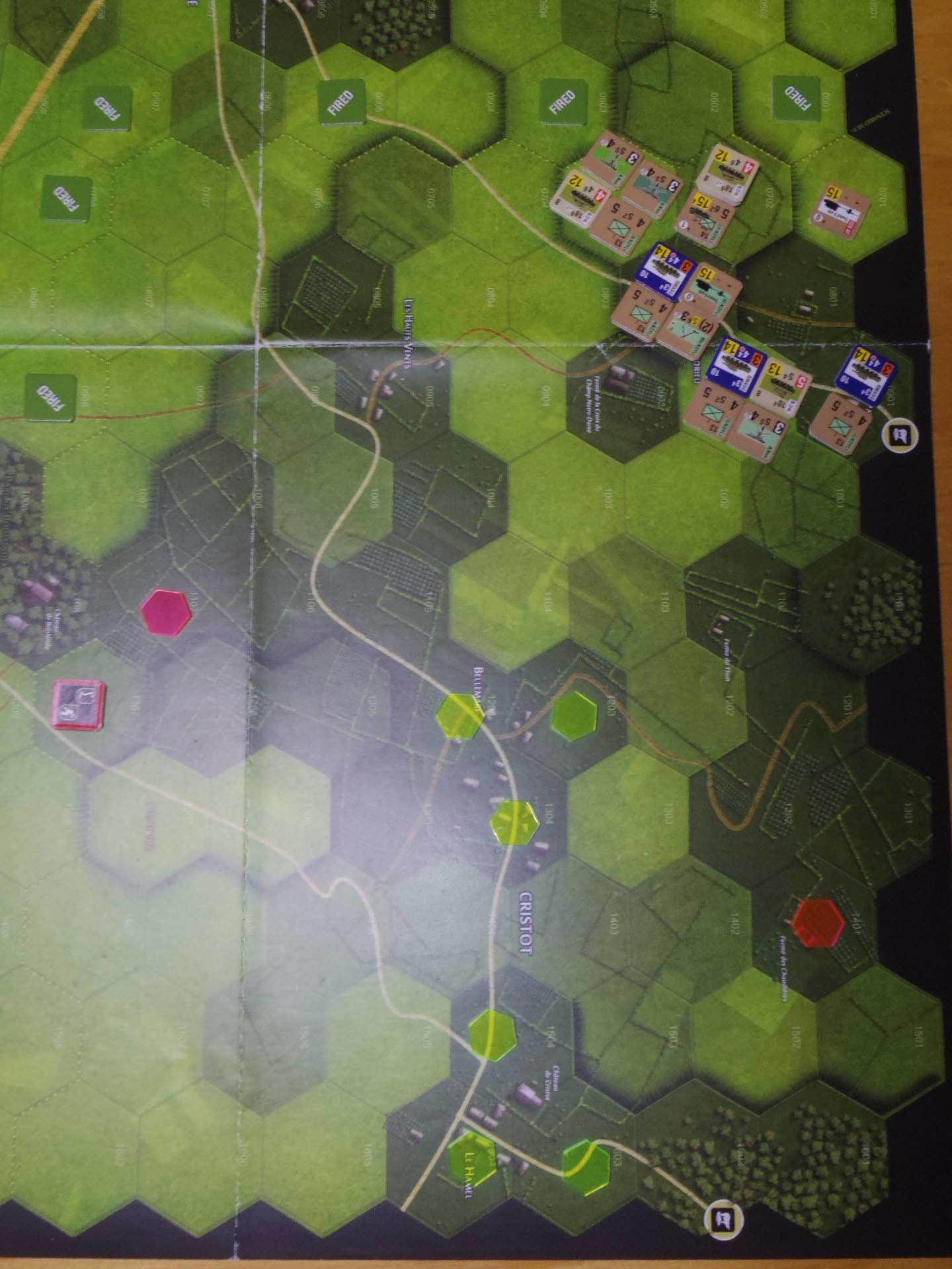 (GMT)ドーントレス作戦:練習シナリオ3「Recon Roundup(偵察の仕上げ)」からシナリオ18.1「Nightmarish Crossroad(悪夢のクロスロード)」その㈠_b0173672_01191057.jpg