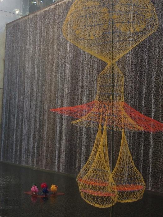 京都府立植物園の野外彫刻展終わる_c0100195_11365835.jpg