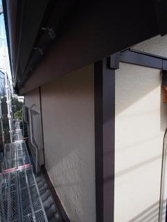 外部工事終了です。_c0039501_12430754.jpg