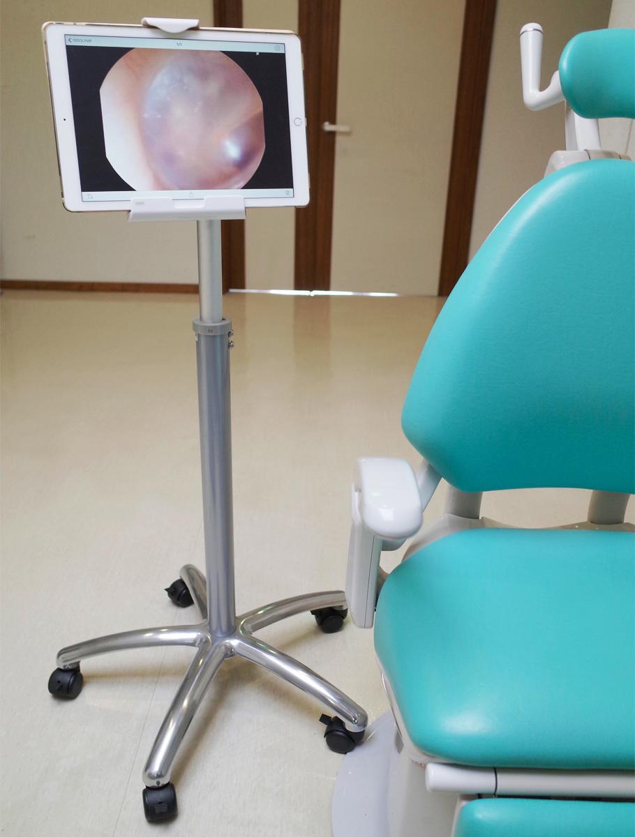 汎用デジタルカメラを利用した内視鏡システム─耳科診療への応用─_e0084756_13254921.jpg