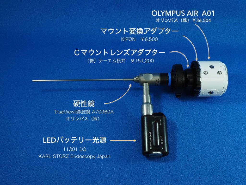 汎用デジタルカメラを利用した内視鏡システム─耳科診療への応用─_e0084756_13394356.jpg