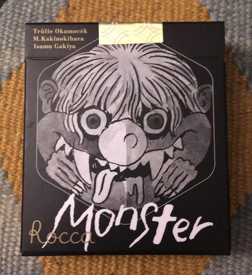 Rocca『Monster』_b0229770_15263321.jpg