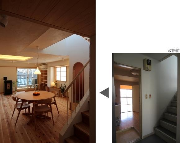 桜台の家改修 写真紹介_c0310571_17195775.jpg