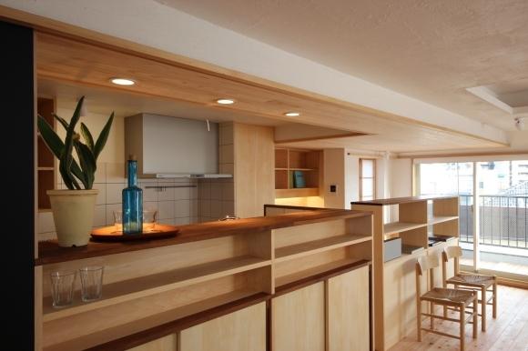 桜台の家改修 写真紹介_c0310571_17232068.jpg