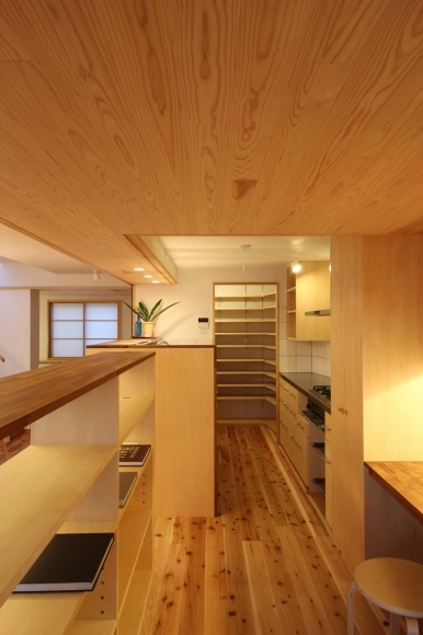 桜台の家改修 写真紹介_c0310571_17242754.jpg