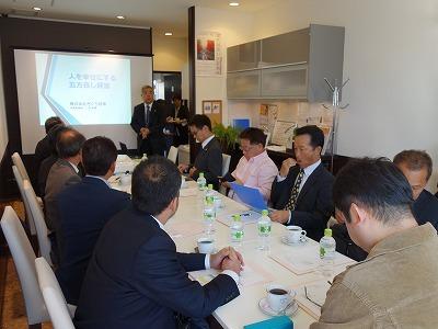 静岡県中小企業家同友会の皆様がご来社されました_e0190287_10422095.jpg