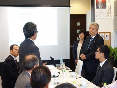 静岡県中小企業家同友会の皆様がご来社されました_e0190287_10422384.jpg