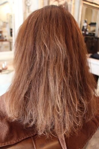 美髪に近付く為には余計な事をしない。。。_b0210688_16072905.jpg