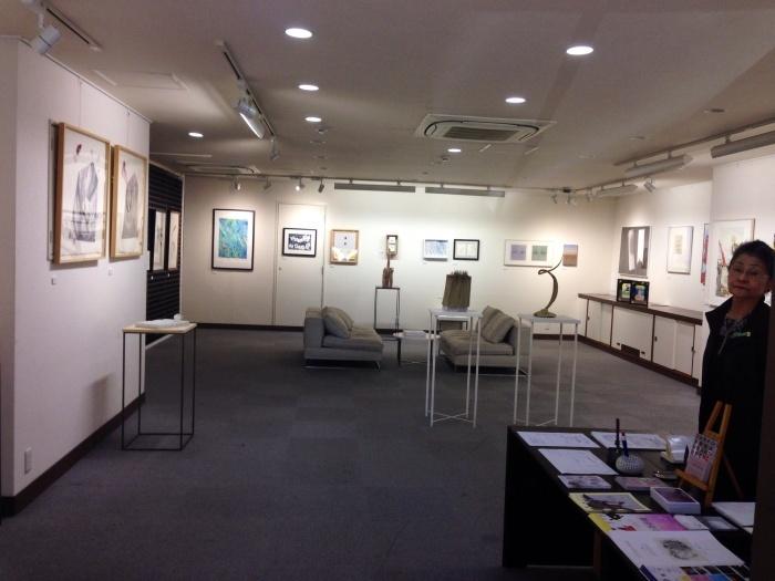 JARFO京都画廊のグランドオープン展_c0100195_10392448.jpg