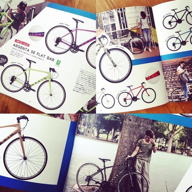 「LIPIT DESIGN」X「MARIN」2017マリン カタログ制作 おしゃれ自転車 リピトデザイン 自転車グッズ 自転車女子 自転車ガール_b0212032_15485072.jpg