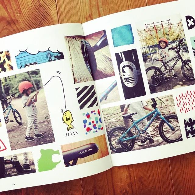 「LIPIT DESIGN」X「MARIN」2017マリン カタログ制作 おしゃれ自転車 リピトデザイン 自転車グッズ 自転車女子 自転車ガール_b0212032_15495010.jpg
